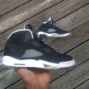 Nike Jordan Retro 5 Oreo